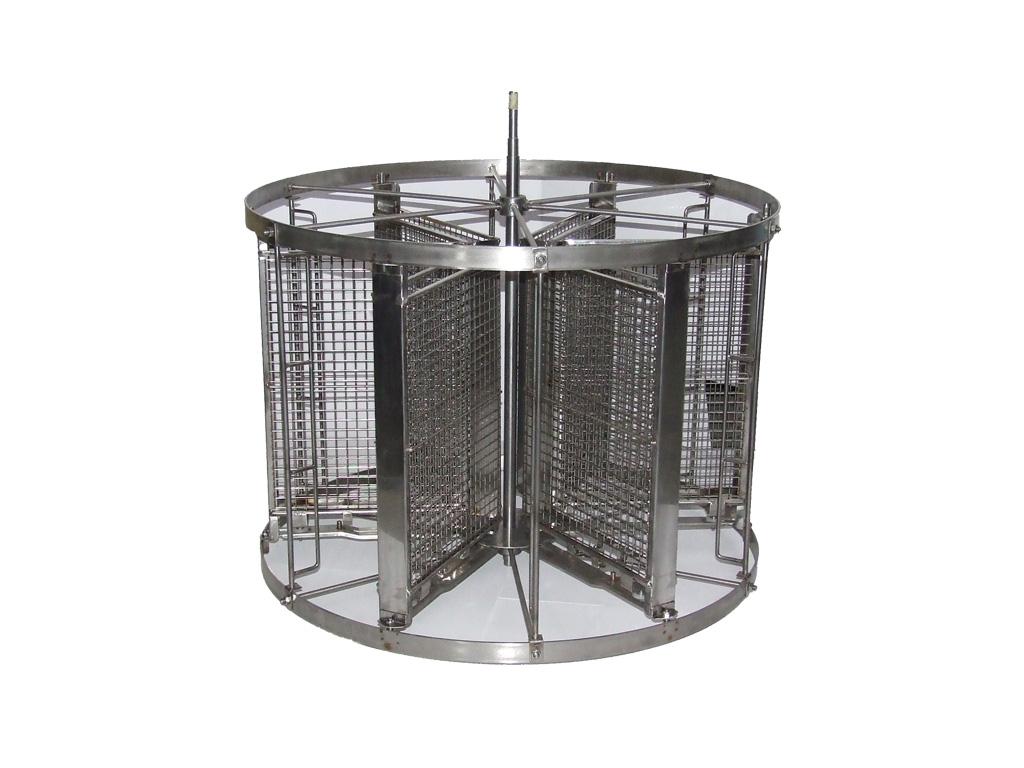 Rotor kasetne centrifuge – RADOMED – alat, oprema i pribor za pcelarstvo
